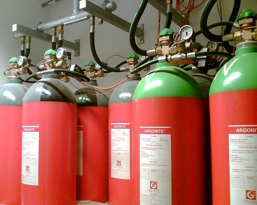 Extinction Automatique D Incendie